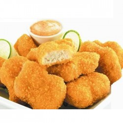 Pollo Nuggets  Crocantes 1KG y 3KG